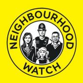 Yellow Neighbourhood Watch Logo
