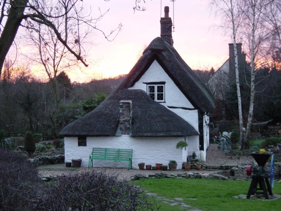 Pest Cottage, Old Woodhouse