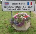 Image: Welcome to Broughton Astley