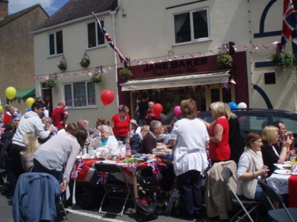 Queens Jubilee Street Party06