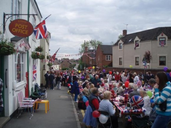 Queens Jubilee Street Party13