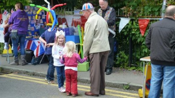 Queens Jubilee Street Party16