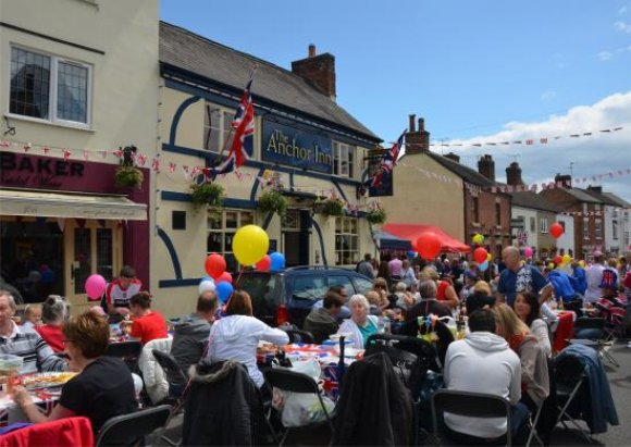 Queens Jubilee Street Party30