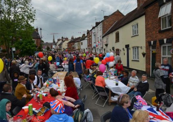 Queens Jubilee Street Party33