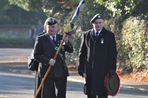 Remembrance Day Parade 2012 - 04