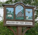 Image: Walton on the Wolds Crest