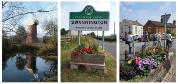 Views Of Swannington Village